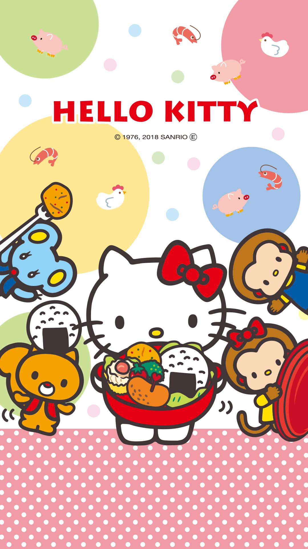 Hello Kitty オリジナルフォトフレームで写真を作ろう Kawaii お